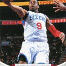 2012 Hoops Basketball Card #22 Andre Iguodala