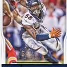 2016 Score Football Card #104 Von Miller