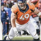 2016 Score Football Card #106 Evan Mathis