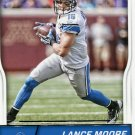 2016 Score Football Card #113 Lance Moore
