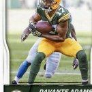 2016 Score Football Card #123 Devante Adams