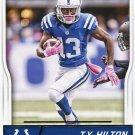 2016 Score Football Card #140 T Y Hilton