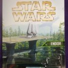 2016 Hot Wheels Star Wars Planets #7 Endor