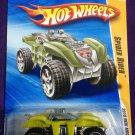 2010 Hot Wheels #12 Spider Rider GREEN