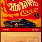 2008 Hot Wheels Classic S4 #1 Evil Twin