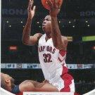 2012 Hoops Basketball Card #35 Ed Davis