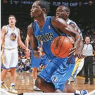 2012 Hoops Basketball Card #38 Rodrique Beaubois