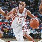2012 Hoops Basketball Card #46 Kevin Martin