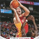 2012 Hoops Basketball Card #47 Luis Scola