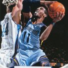 2012 Hoops Basketball Card #53 Mike Conley