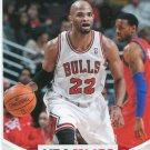2012 Hoops Basketball Card #79 Taj Gibson