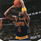 2012 Hoops Basketball Card #84 Antawan Jamison