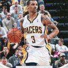 2012 Hoops Basketball Card #98 George Hil