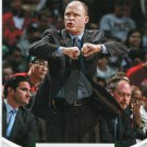 2012 Hoops Basketball Card #107 Scott Skiles