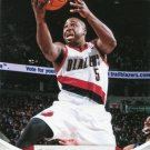 2012 Hoops Basketball Card #130 Raymond Felton