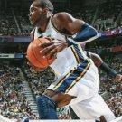 2012 Hoops Basketball Card #144 Paul Milsaps
