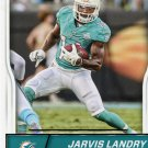2016 Score Football Card #172 Jarvis Landry