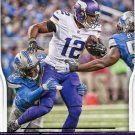 2016 Score Football Card #184 Charles Johnson