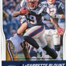 2016 Score Football Card #191 LeGarrett Blount