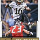 2016 Score Football Card #202 Brandin Cooks