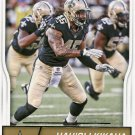 2016 Score Football Card #208 Hau'oli Kikaha