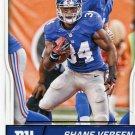 2016 Score Football Card #212 Shane Vereen