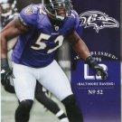 2012 Prestige Football Card #13 Ray Lewis