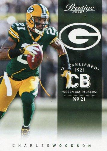 2012 Prestige Football Card #67 Charles Woodson