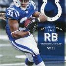 2012 Prestige Football Card #84 Donald Brown