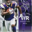 2012 Prestige Football Card #105 Percy Harvin