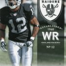 2012 Prestige Football Card #140 Jacoby Ford