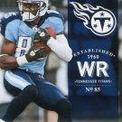 2012 Prestige Football Card #193 Nate Washington