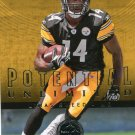 2008 Upper Deck Football Card Potential Unlimited #22 Limas Sweed