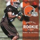 2012 Prestige Football Card #300 Travis Benjamin