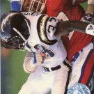 1991 Pro Set Platinum Football Card #31 Brian Noble