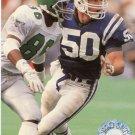 1991 Pro Set Platinum Football Card #47 Duane Bickett