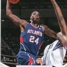 2012 Hoops Basketball Card #153 Marvin Williams