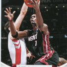 2012 Hoops Basketball Card #158 Chris Bosh