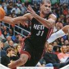 2012 Hoops Basketball Card #162 Shane Battier