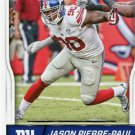 2016 Score Football Card #217 Jason Pierre-Paul