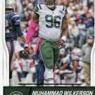 2016 Score Football Card #226 Muhammad Wilkerson