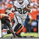 2016 Score Football Card #230 Latavius Murray