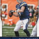 2016 Score Football Card #260 Phillip Rivers