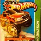2012 Hot Wheels #206 Ford F-150