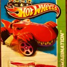 2012 Hot Wheels #220 T-Rextroyer