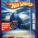 2008 Hot Wheels Beckett Card #44 Arachnorod