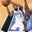 2012 Hoops Basketball Card #216 John Salmons