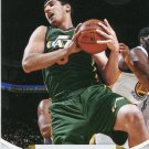 2012 Hoops Basketball Card #225 Enes Kanter
