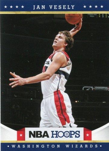 2012 Hoops Basketball Card #227 Jan Vesley