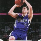 2012 Hoops Basketball Card #231 Jimmer Fredette
